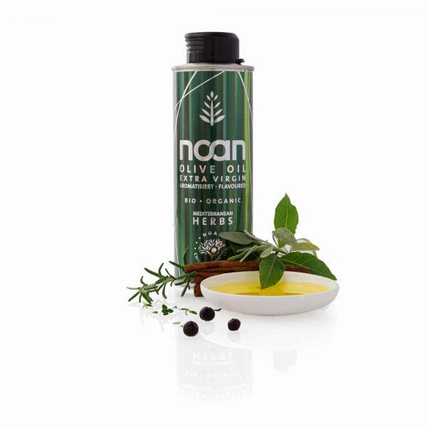 NOAN Herbs OLIVE OIL EXTRA VIRGIN 0,25 L